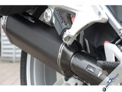 Stealth Auspuff BMW R1200RT K52 ab 2014 Exhaust