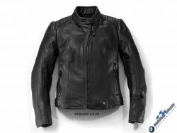 Motorradjacke DarkNite Damen