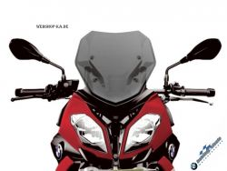 S1000XR Windschild getönt