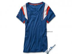 T-Shirt Motorsport Damen