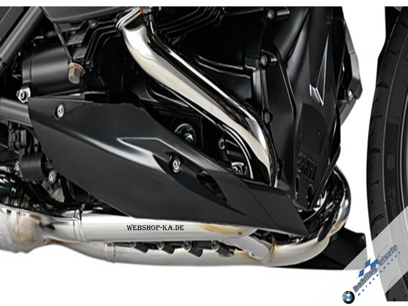 r1200rs motorspoilersatz schwarz bmw. Black Bedroom Furniture Sets. Home Design Ideas